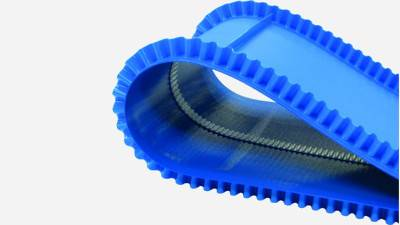 SECUREV+™ Double Coated Polyurethane Belts With Positive Drive